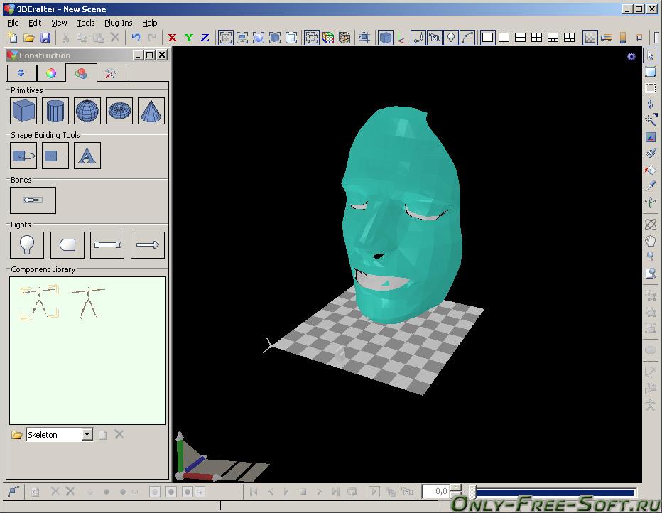 Скачать программу для создания 3d анимации на андроид