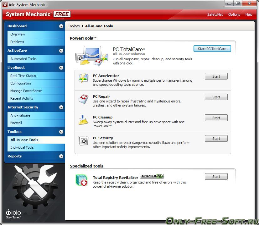 System Mechanic Windows 7 Free Download