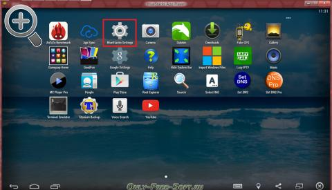 BlueStacks App Player Android