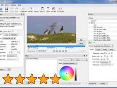 многофункциональный бесплатный видео редактор